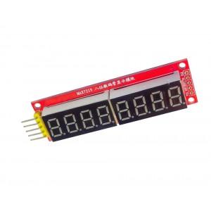 Цифровая матрица MAX7219 8х8 красная