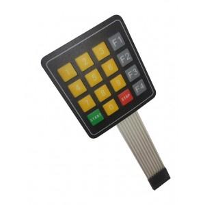 Мембранная цифровая клавиатура 4х4
