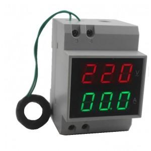 Вольтметры и амперметры на дин рейку D52-2042-6