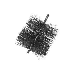 Стальной ёршик с плотным ворсом для чистки 140