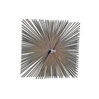 Щетка квадратная стальная 250х250-3.0х0.4-М12 Италия