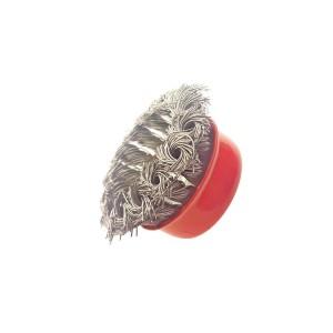 Жгутовый ершик 65 мм под УШМ для зачистки