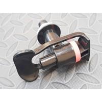 Кран для кулера Ecotronic черный горячей воды наружная резьба