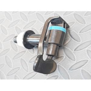 Кран черный для кулера холодной воды Ecotronic