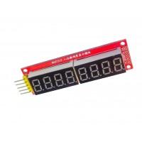 Светодиодная матрица MAX7219 8х8с