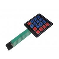 Мембранная клавиатура 4х4
