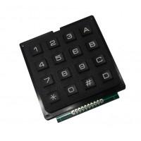 Кнопочная клавиатура 4х4