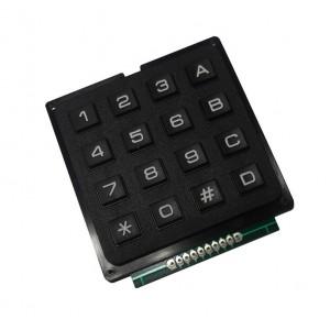 Кнопочная механическая клавиатура 4х4