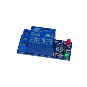 Релейный модуль 1х12 вольт