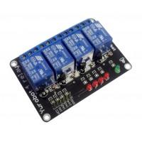 Модуль релейный 4х5 вольт